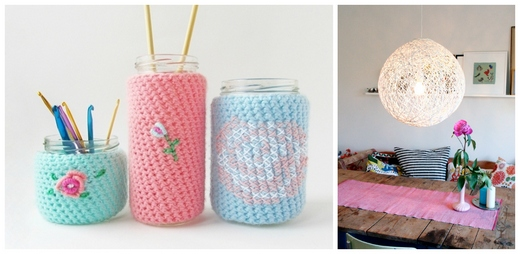 Diy Yarn Crafts Will Add Charm To Your House
