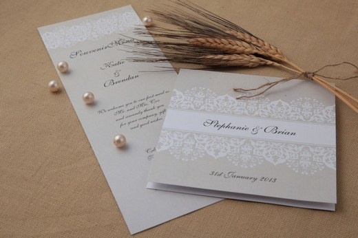 How to Make Home Made Wedding Invitations