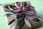 Turn Gift Wrapping Into Craft